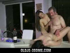 Widower sex