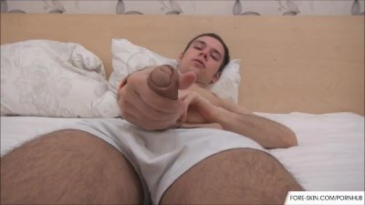 Two Horny Twink Getting Fucked