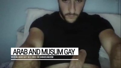 Halil - Muslim Arab Gay - 10-inch Iraqi - Xarabcam