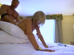 Huge Tits MILF Gets Drilled And Cum Filled