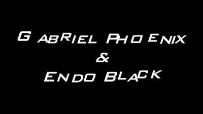 Gabriel Phoenix and Endo Black