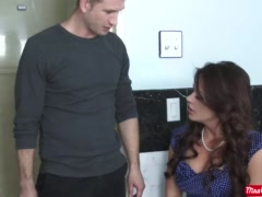MILF Holly Heart takes a hot anal creampie from a big dick - Mrs. Creampie