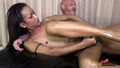 tranny sex massage