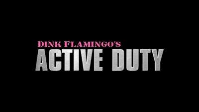 ActiveDuty All Hunks Bareback Orgy!