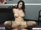 big natural tits babe noelle easton seduces her boss - naughty americaPorn Videos