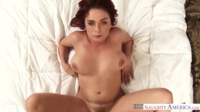 Hot housewife Ashlee Graham sucks and fuck your big dick - Naughty America