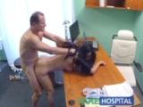 fakehospital doctor frees loveballs deep in pussyPorn Videos