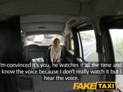 FakeTaxi Woman fucks on cam for boyfriend to watch