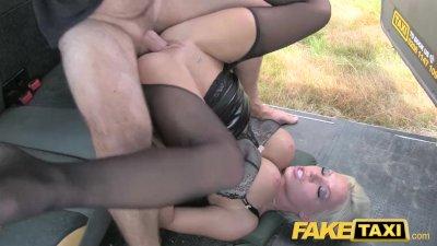 Hot Rachel Evans gets banged hard