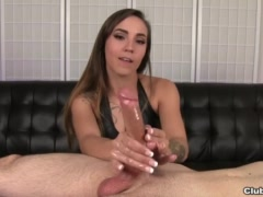 Sasha Foxx MILKS Monster Cock