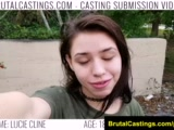 brutalcastings lucie cline rough bdsmPorn Videos