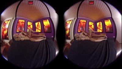 VirtualPornDesire- Olivia´s first sex scene 180VR 60FPS