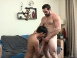Dylan Lucas Horny Daddy Eats Young Ass